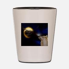 Shamanic Journey Shot Glass