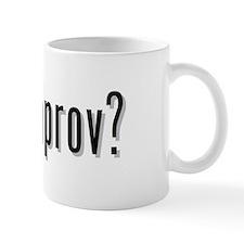 got improv? Mug