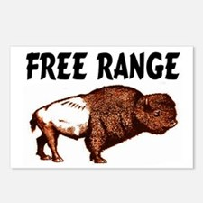 FREE RANGE Postcards (Package of 8)