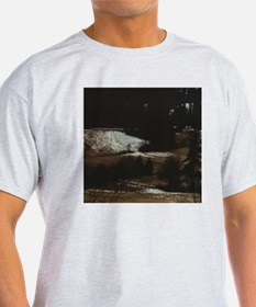 Cute Snow drift T-Shirt
