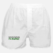 Bet Your Picanha Boxer Shorts
