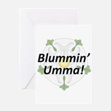 Umma Greeting Cards