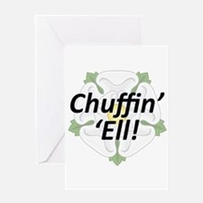 Chuffin' 'Ell! Greeting Cards