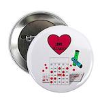 "BINGO ADDICT 2.25"" Button (10 pack)"