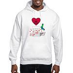 BINGO ON BOTH SIDES Hooded Sweatshirt