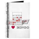 BINGO ADDICT Journal