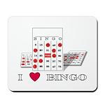 BINGO ADDICT Mousepad