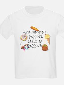 What Happens at Bubbie's... T-Shirt