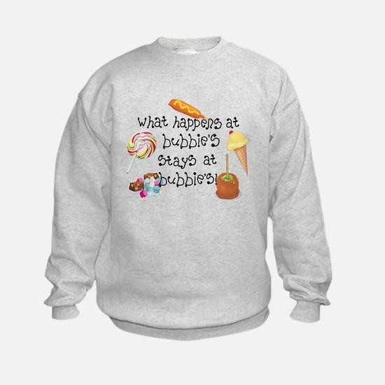 What Happens at Bubbie's... Sweatshirt