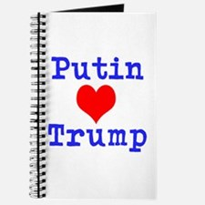 Putin Loves Trump Journal