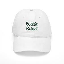 Bubbie Rules! Baseball Cap