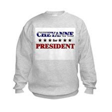 CHEYANNE for president Jumpers