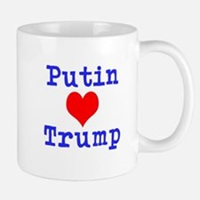 Putin Loves Trump Mugs