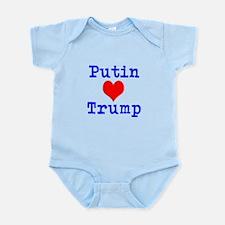Putin Loves Trump Body Suit