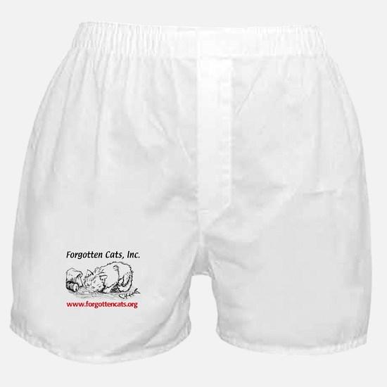 Forgotten Cats Boxer Shorts
