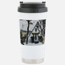 Cute Van gogh christmas Travel Mug