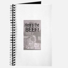 Here's the BEEF! Journal