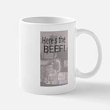 Here's the BEEF! Mugs