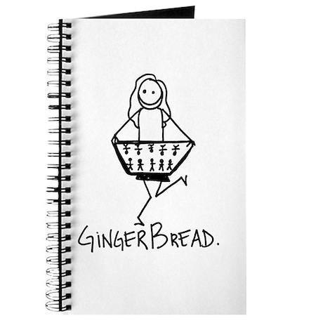 Gingerbread Journal
