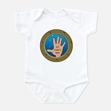Not Penny's Baby Infant Bodysuit