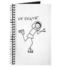 Ice Skater Journal