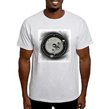 Elite Reel Ash Grey T-Shirt