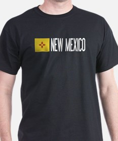 New Mexico: New Mexican Flag & New Me T-Shirt