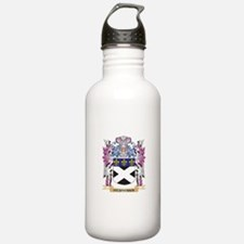 Fitzpatrick Coat of Ar Water Bottle