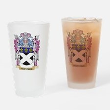 Fitzpatrick Coat of Arms (Family Cr Drinking Glass
