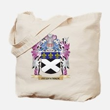 Fitzpatrick Coat of Arms (Family Crest) Tote Bag