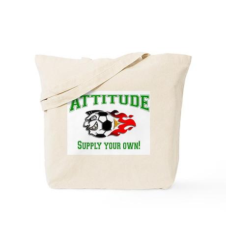 Soccer Stuff Tote Bag