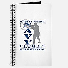 Best Friend Fights Freedom - NAVY Journal