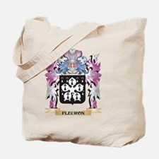 Fleuron Coat of Arms (Family Crest) Tote Bag