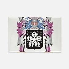 Fleuron Coat of Arms (Family Crest) Magnets