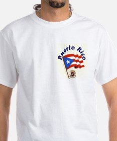 Premio's Bandera and Escudo T-Shirt