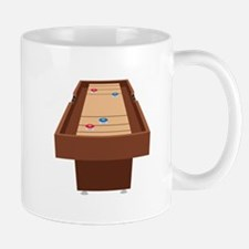 Shuffleboard Table Mugs