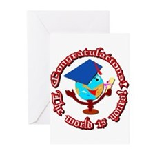 Graduation Greeting Cards (Pk of 10)