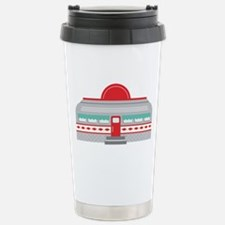 Retro Diner Travel Mug
