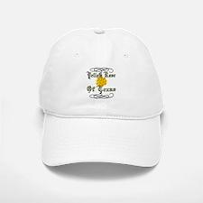 Yellow Rose of Texas Baseball Baseball Cap
