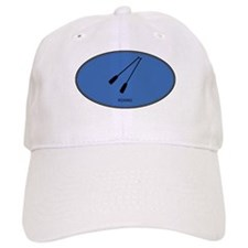 Rowing (euro-blue) Baseball Cap
