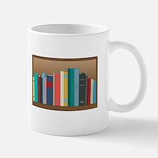 Book Shelf Mugs