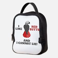 I Like Red Butts Neoprene Lunch Bag