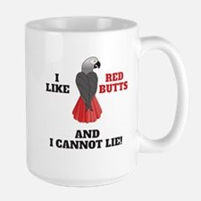 I Like Red Butts Mugs