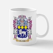 Flynn Coat of Arms (Family Crest) Mugs