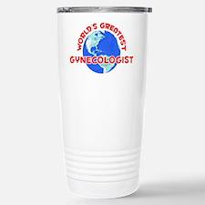 Gynecologist Travel Mug