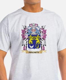Fogarty Coat of Arms (Family Crest) T-Shirt