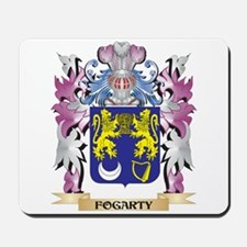 Fogarty Coat of Arms (Family Crest) Mousepad