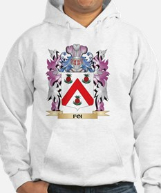 Foi Coat of Arms (Family Crest) Hoodie