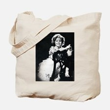 Shirley Temple Chair Tote Bag
