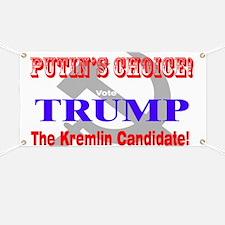 Putin's Choice! Banner